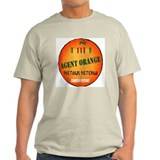 AGENT ORANGE Ash Grey T-Shirt