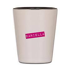 Daniella Punchtape Shot Glass