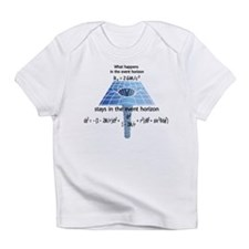 Unique Event horizon Infant T-Shirt