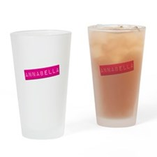 Annabella Punchtape Drinking Glass