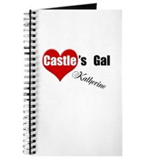 Personalizable Castle's Gal Journal