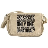 Homosexuality In 450 Species Messenger Bag