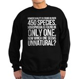 Homosexuality In 450 Species Jumper Sweater