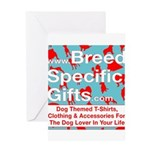 Breed Specific Gifts T-Shirt Greeting Card