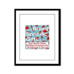 Breed Specific Gifts T-Shirt Framed Panel Print