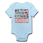 Breed Specific Gifts T-Shirt Infant Bodysuit