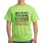 Breed Specific Gifts T-Shirt Green T-Shirt
