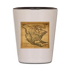 North America 1849 Shot Glass
