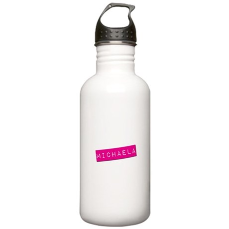 Michaela Punchtape Stainless Water Bottle 1.0L