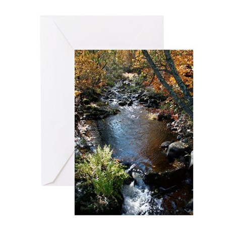 Mosier Creek 3 Greeting Cards (Pk of 20)