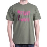 Fight For My Breast Cancer T-Shirt