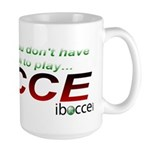 Large Bocce Mug