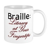 Mug - Braille Literacy