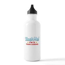 Trust Me Team Leader Water Bottle