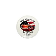 Plymouth Prowler Mini Button (100 pack)