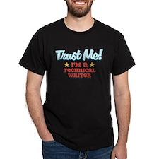 Trust Me Technical Writer T-Shirt