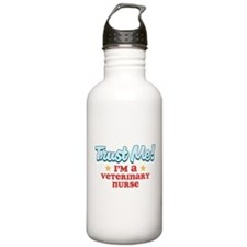 Trust Me Veterinary nurse Water Bottle