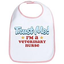 Trust Me Veterinary nurse Bib