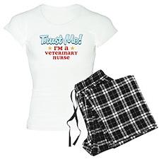 Trust Me Veterinary nurse pajamas