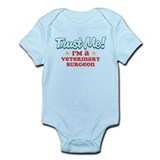 Trust Me Veterinary Surgeon Onesie