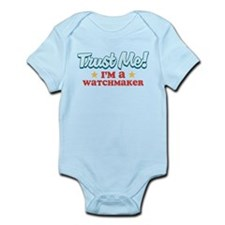 Trust Me Watchmaker Infant Bodysuit