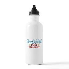Trust Me Zoologist Water Bottle