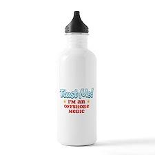 Trust Me Offshore medic Water Bottle