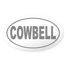 Cowbell Decal