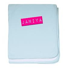 Janiya Punchtape baby blanket
