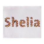 Shelia Fiesta Throw Blanket
