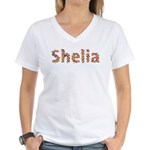 Shelia Fiesta Women's V-Neck T-Shirt