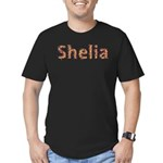 Shelia Fiesta Men's Fitted T-Shirt (dark)