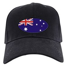 Australian Flag Baseball Hat