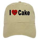 I Love Cake Cap