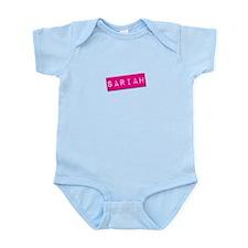 Sariah Punchtape Infant Bodysuit