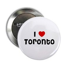 "I * Toronto 2.25"" Button (10 pack)"