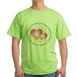 Pink Ribbon Green T-Shirt