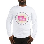Pink Ribbon Long Sleeve T-Shirt