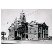 SD County Courthouse 1890's
