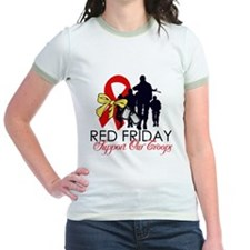 Red Fridays - Support Our Tro T