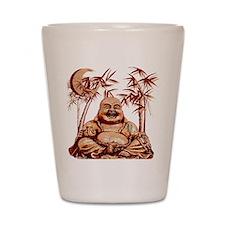 Riyah-Li Designs Happy Buddha Shot Glass