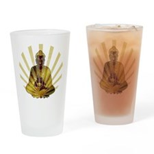 Riyah-Li Designs Vintage Buddha Drinking Glass