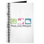 Peace, Love, Pekingese Journal