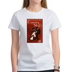 Retro Inspired DWTS Poster Women's T-Shirt