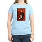 Retro Inspired DWTS Poster Women's Light T-Shirt