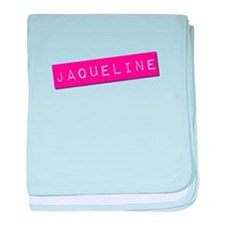 Jaqueline Punchtape baby blanket