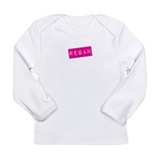 Regan Punchtape Long Sleeve Infant T-Shirt