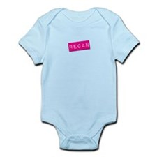 Regan Punchtape Infant Bodysuit