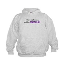 Awesome With Epilepsy Hoodie