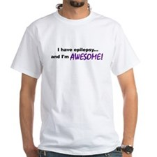 Awesome With Epilepsy Shirt
